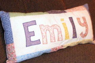 Emilypillow
